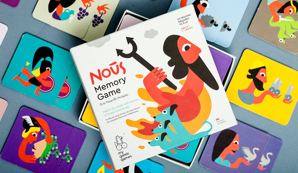 Nous Board Game