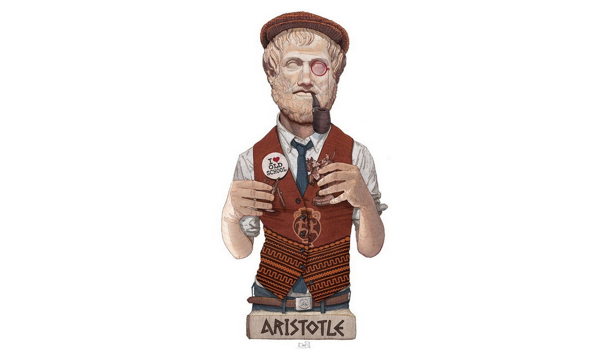 Aristotle - The 'Wise Reinvented' Series