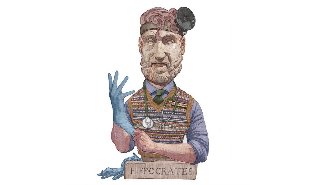 Hippocrates - The 'Wise Reinvented' Series
