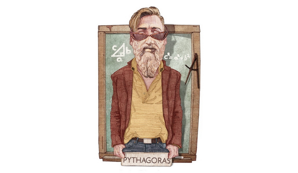 Pythagoras - The 'Wise Reinvented' Series
