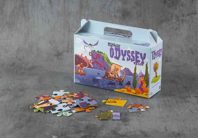 The mythical Odyssey Puzzle